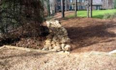 Drainage and Grading in North Atlanta GA